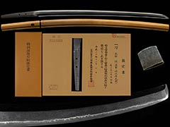 法華 刀 特別保存刀剣