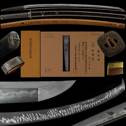 和泉守兼定 刀 特別保存刀剣